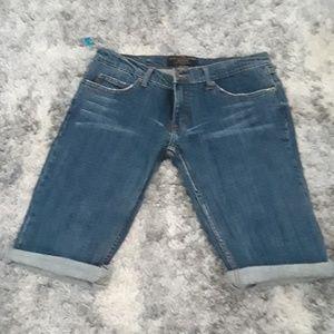 Juicy Contour cut off jeans
